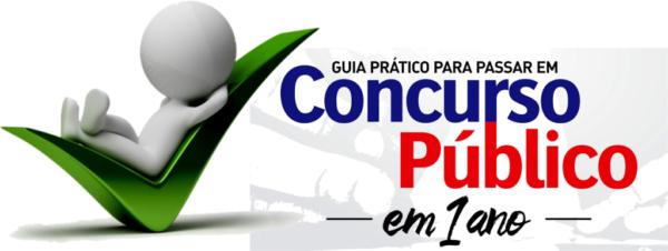 melhores cursos online para concursos guia prático para passar em concurso público em 1 ano