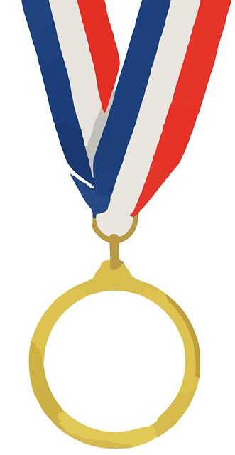 medalha dos Melhores Cursos Online para Concursos