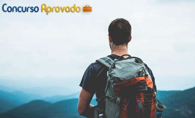 Continue Caminhando - ConcursoAprovado com siga em frente motivação para continuar Cespe Concursos