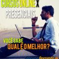 Cursos online ou Presenciais - Qual é o melhor?
