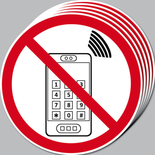 proibido-celular-Como Estudar para Concurso Público em Pouco Tempo