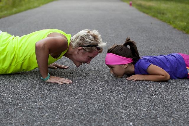 família-flexão-motivacao-para-estudar-para-concursos