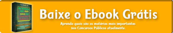 Botão Download Ebook3 o que cai em concurso público