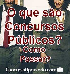 Concurso Público - Como passar em Concursos Públicos 2